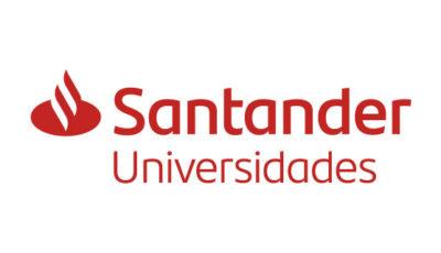 logo vector Santander Universidades