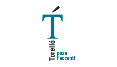 logo vector Torelló possa l'accent!