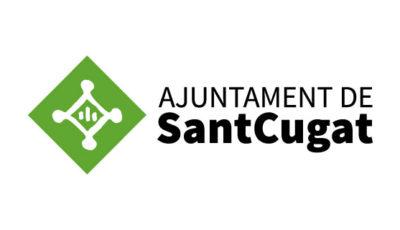 logo vector Ajuntament de Sant Cugat