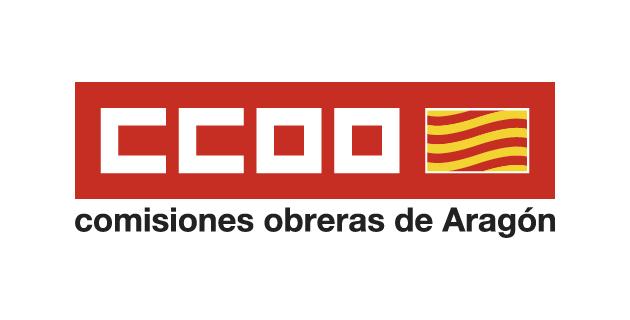 logo vector CCOO Aragón