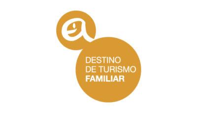 logo vector Destino de Turismo Familiar