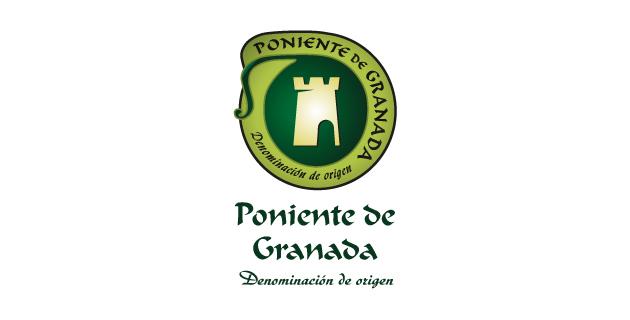 logo vector DO Poniente de Granada