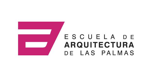 Logo vector escuela de arquitectura de las palmas for Arquitectura las palmas