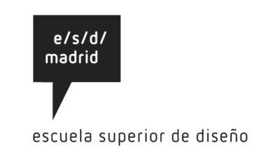 logo vector Escuela Superior de Diseño de Madrid