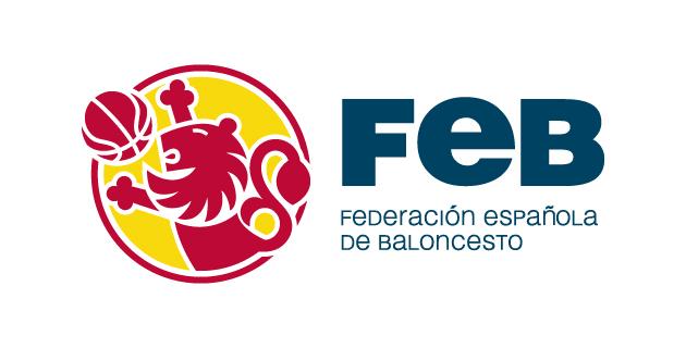 logo vector Federación Española de Baloncesto