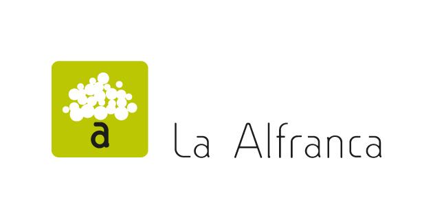 logo vector La Alfranca