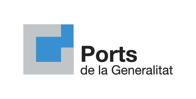 logo vector Ports de la Generalitat
