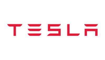 logo vector Tesla