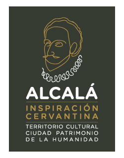 logo vector Alcalá Inspiración Cervantina