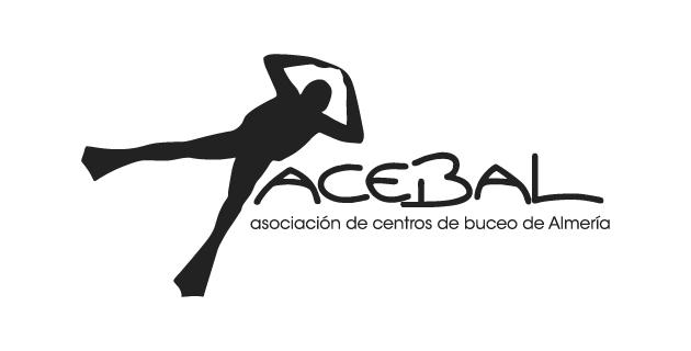 logo vector Asociación de Centros de Buceo de Almería