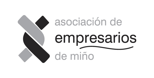 logo vector Asociación de Empresarios de Miño