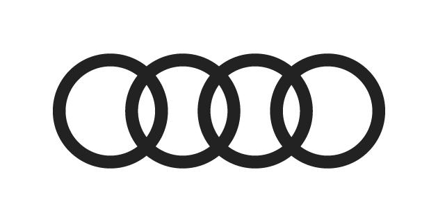 Resultado de imagen de Audi logo vector