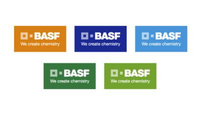 logo vector BASF