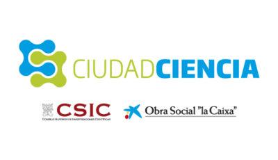 logo vector Ciudad Ciencia