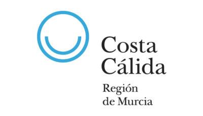 logo vector Costa Cálida Región de Murcia