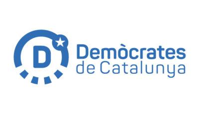 logo vector Demòcrates de Catalunya