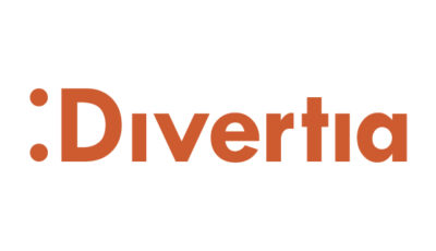 logo vector Divertia Gijón