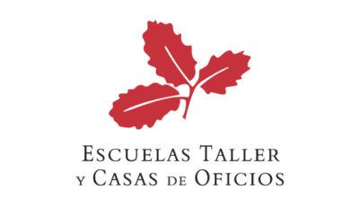 logo vector Escuelas Taller y Casas de Oficios