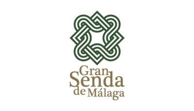 logo vector Gran Senda de Málaga