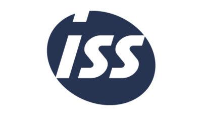 logo vector ISS