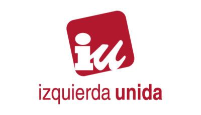 logo vector Izquierda Unida
