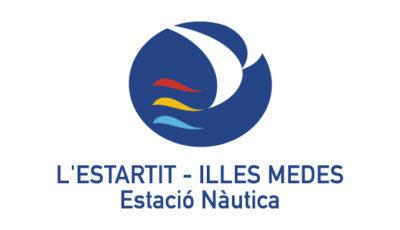 logo vector L'Estació Nàutica L'Estartit - Illes Medes