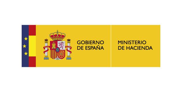 logo vector Ministerio de Hacienda
