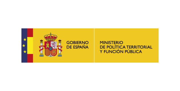 logo vector Ministerio de Política Territorial y Función Pública