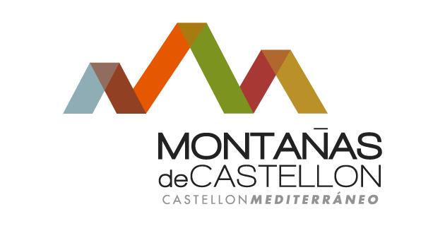 logo vector Montañas de Castellón