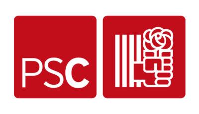 logo vector Partido de los Socialistas de Cataluña