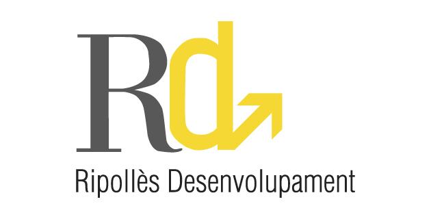 logo vector Ripollès Desenvolupament