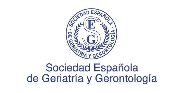 logo vector Sociedad Española de Geriatría y Gerontología