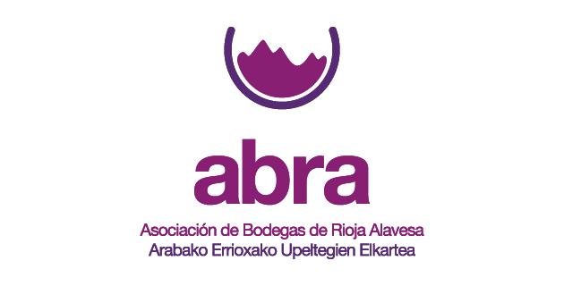 logo vector ABRA Asociación de Bodegas de Rioja Alavesa