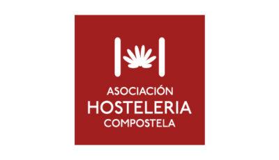 logo vector Asociación Hostelería Compostela