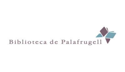 logo vector Biblioteca de Palafrugell