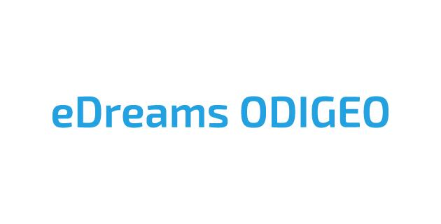 logo vector eDreams ODIGEO