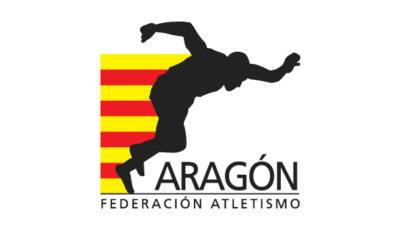 logo vector Federación Aragonesa de Atletismo