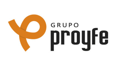 logo vector Grupo Proyfe