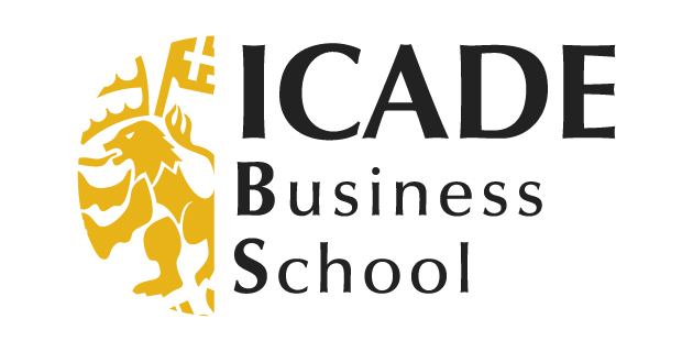 logo vector ICADE Business School