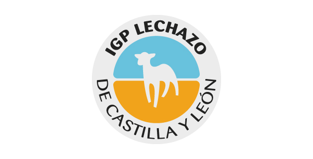 logo vector IGP Lechazo de Castilla y León