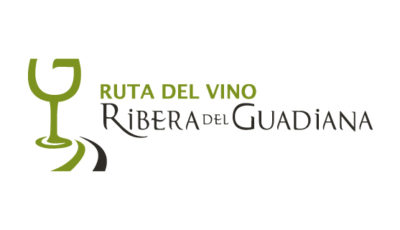 logo vector Ruta del Vino Ribera del Guadiana