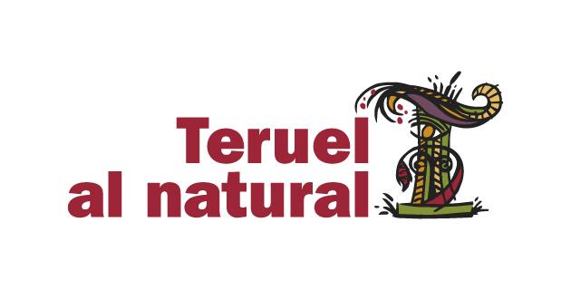logo vector Teruel al natural