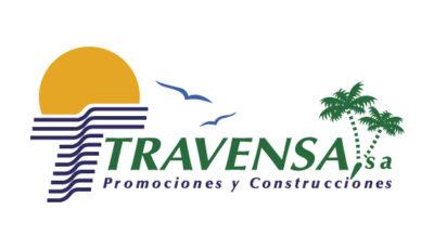 logo vector Travensa