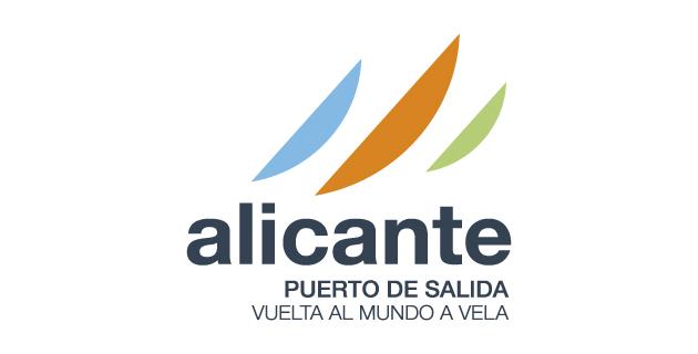 logo vector Alicante Puerto de Salida