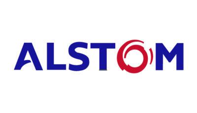 logo vector Alstom