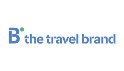 logo vector B the travel brand