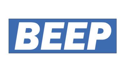 logo vector Beep