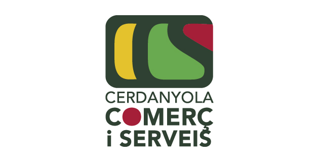 logo vector Cerdanyola Comerc i Serveis
