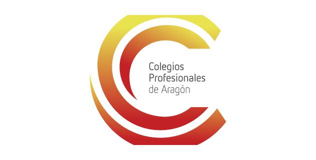 logo vector Colegios Profesionales de Aragón