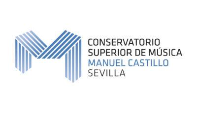 """logo vector Conservatorio Superior de Música """"Manuel Castillo"""" de Sevilla"""
